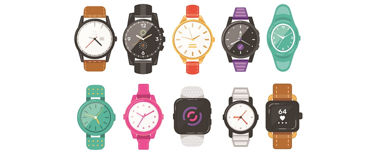 Bild Smartwatches