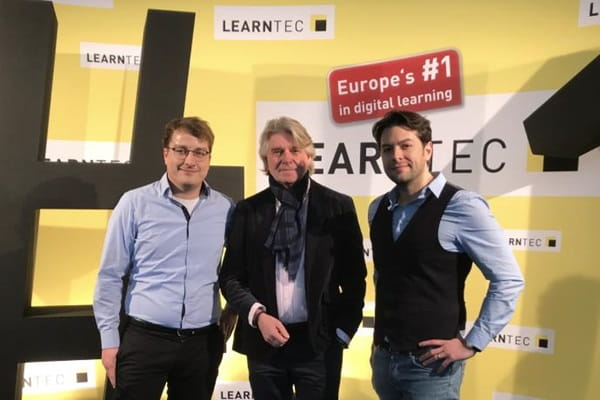 Besuch Learntec