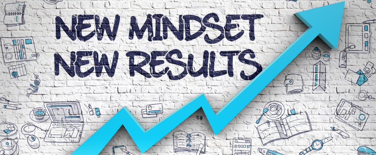 New mindset - new results