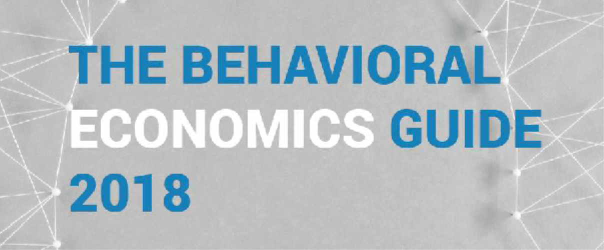 Behavioral Economics Guide 2018